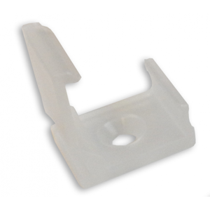 LEDLabs Montážní úchyt plastový pro profil LUMINES C, bílý